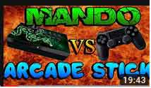 pad playstation 4 vs stick arcade