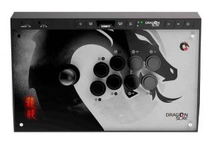 dragon slay arcade stick review español