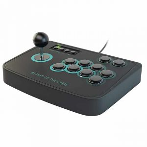 lioncast arcade fighting stick review español