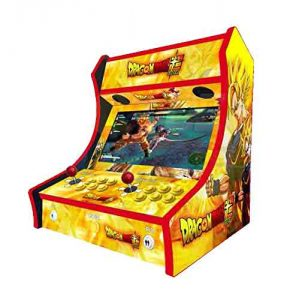 maquina recreativa dragon ball