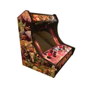 maquina recreativa arcade ghost goblins