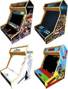 maquina recreativa arcade gobins