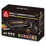 consola retro atari flashback 8 gold