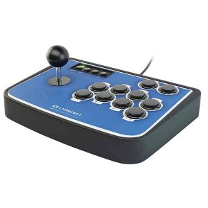 lioncast arcade stick switch, ps4 y pc